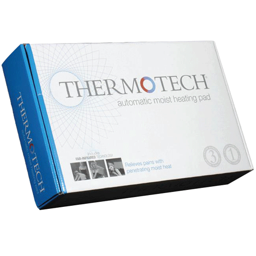Buy Thermotech Digital Infrared Moist Heating Pad (Medical Grade) used for Pain Management by Pain Management Technologies