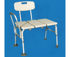 Three Panel Bath Tub Transfer Bench for Transfer Benches by Essential | Medical Supplies