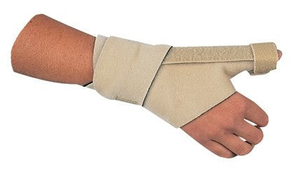 Buy Donjoy Thumb Wrist Splint Universal online used to treat Braces and Collars - Medical Conditions