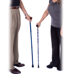 Buy Tiger Pattern Designer Walking Cane by Essential | Home Medical Supplies Online