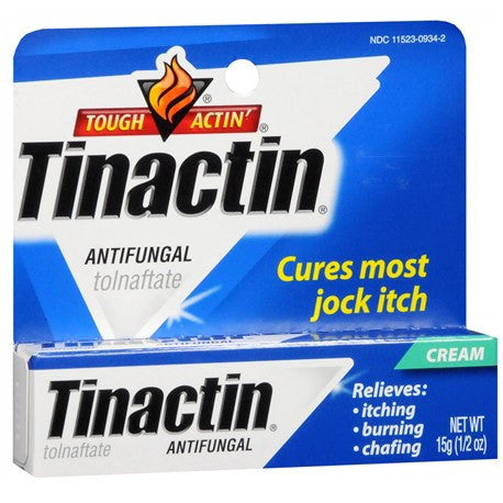 Tinactin Jock Itch Cream