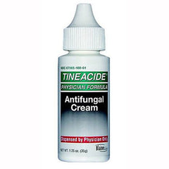 Buy Tineacide Antifungal Foot & Nail Cream 1.25 oz used for Nail Fungus by n/a