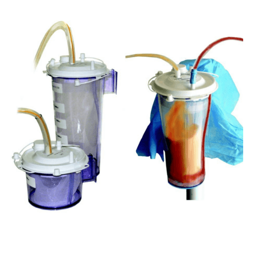 Buy Tissu-Trans FILTRON Canisters online used to treat Liposuction Supplies - Medical Conditions