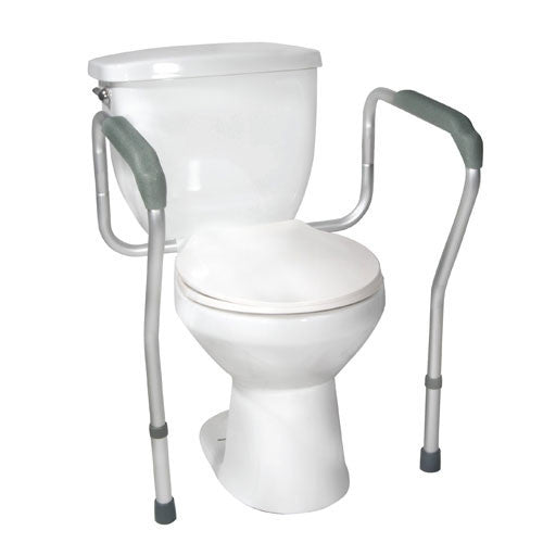 Buy Toilet Safety Frame by Drive Medical wholesale bulk | Toilet Safety Frames