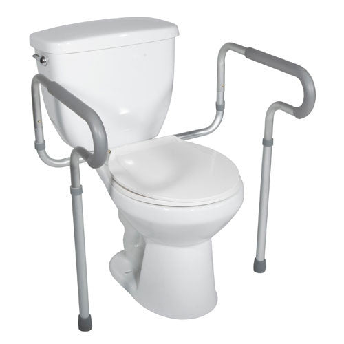 Buy Toilet Safety Frame Handle Bars by Drive Medical | Toilet Safety Frames