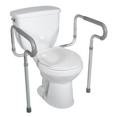 Toilet Safety Frame Handle Bars for Toilet Safety Frames by Drive Medical | Medical Supplies