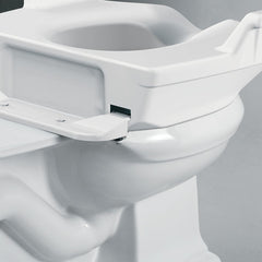 Buy Moen Raised Toilet Seat Elevator with Arms DN8070 online used to treat Bath Safety - Medical Conditions