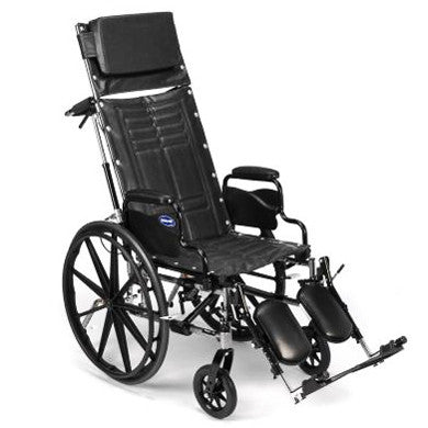 Invacare Tracer SX5 Reclining Wheelchair - Wheelchairs - Mountainside Medical Equipment