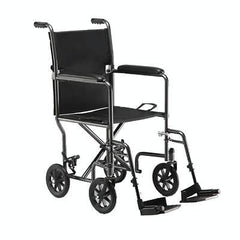 "Buy Transport Chair with Footrests (Folding 19"" Wide) by Invacare 