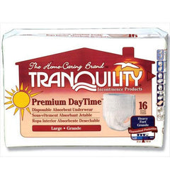 Buy Tranquility Premium DayTime Disposable Adult Underwear used for Disposable Underwear by Tranquility