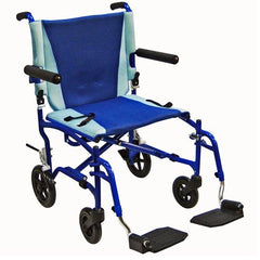 Buy TranSport Aluminum Transport Chair by Drive Medical | SDVOSB - Mountainside Medical Equipment