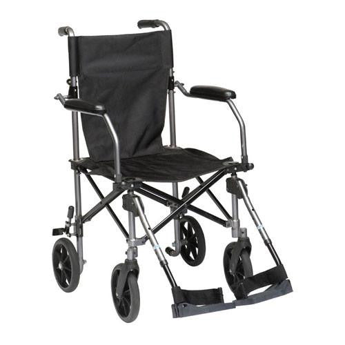 Travelite Transport Chair - Wheelchairs - Mountainside Medical Equipment