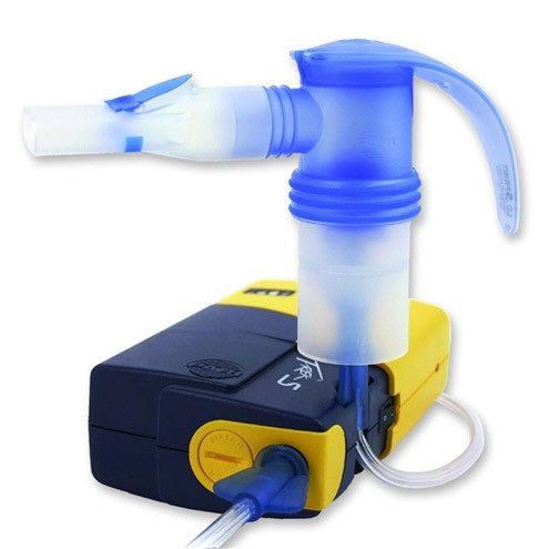 Treks Deluxe Portable Nebulizer Machine, Fast Treatment Times