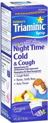 Buy Triaminic Childrens Nighttime Cold and Cough Medicine 4 oz by Novartis Consumer Health from a SDVOSB | Cold Medicine