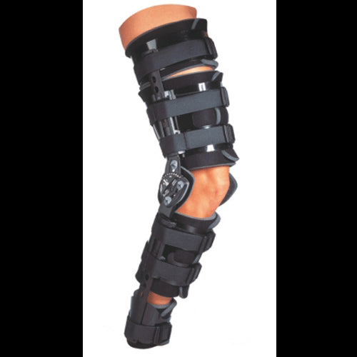 Buy Donjoy Telescoping Bilateral Trom Leg Brace with Foam Shells by DonJoy | n/a