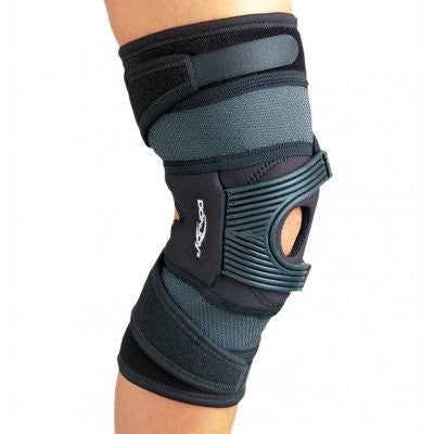 Donjoy Hinged Tru-Pull Advanced System - Knee Brace - Mountainside Medical Equipment
