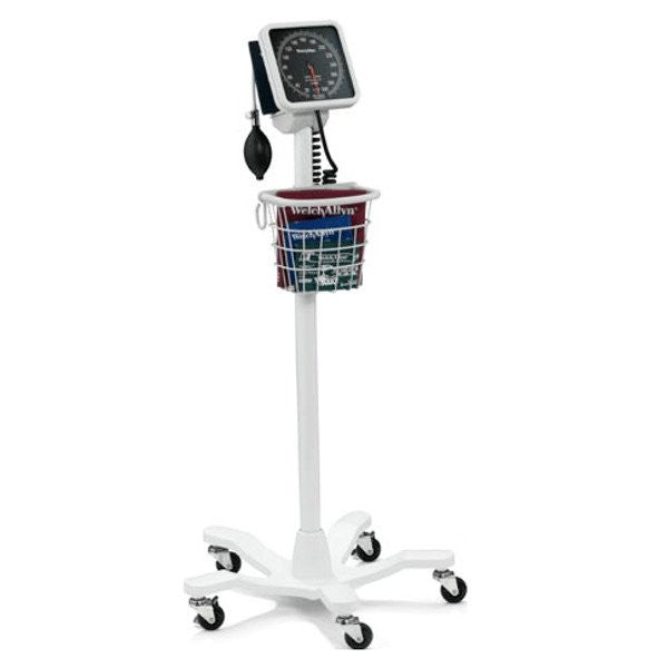 Tycos 767 Mobile Aneroid with Durable One-Piece Adult Cuff for Welch Allyn Products by Welch Allyn | Medical Supplies