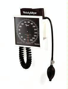 Buy Tycos 767 Wall Mounted Sphygmomanometer with Adult Cuff by Welch Allyn | SDVOSB - Mountainside Medical Equipment