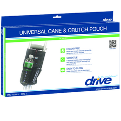 Buy Universal Walking Cane with Storage Pouch by Drive Medical from a SDVOSB | Canes