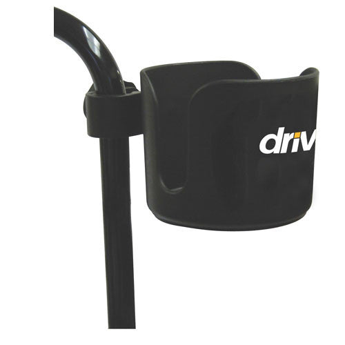 Buy Universal Cup Holder by Drive Medical from a SDVOSB | Rollators and Walkers
