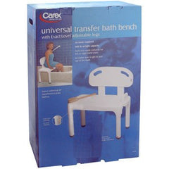 Buy Bariatric Transfer Bench, 400 lbs by Carex from a SDVOSB | Bariatric Supplies