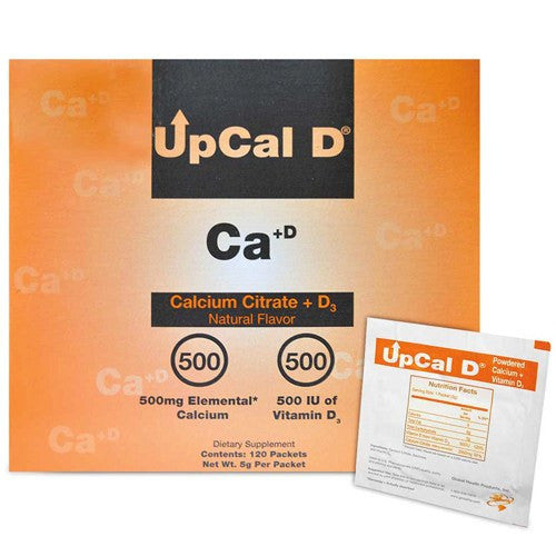 UpCal D Dietary Supplement Packets 120 Count