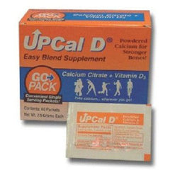 Buy UpCal D Dietary Supplement Packets 120 Count by Rochester Drug from a SDVOSB | Nutritional Products