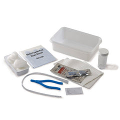 Buy KenGuard 75035 Urethral Catheter Tray with Swabs & Red Rubber Cath used for Foley Catheter Change Tray by Covidien