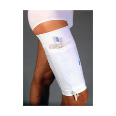 Buy Urinary Leg Bag Holder for Upper Leg online used to treat Urine Bags - Medical Conditions