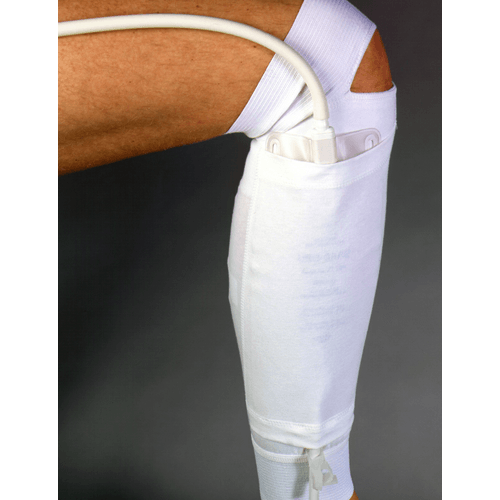 Buy Urocare Reusable Leg Bag Holder for Lower Leg by Urocare from a SDVOSB | Urine Bags
