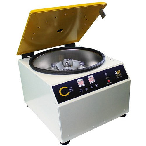 Buy C5 Horizontal Separation Centrifuge with Extra Quiet Motor by LW Scientific from a SDVOSB | Fertility Products