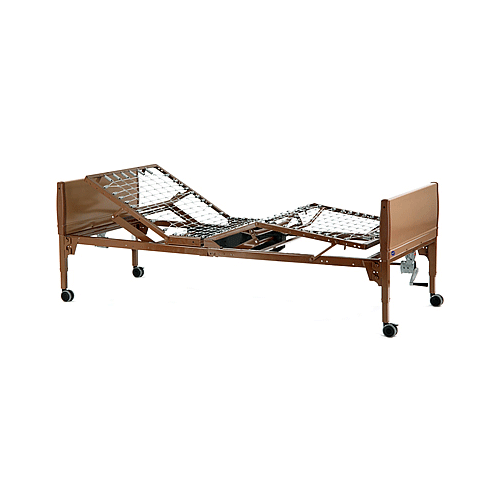 Value Care Semi Electric Hospital Bed - Hospital Beds - Mountainside Medical Equipment