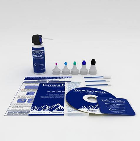 Cryosurgery Verruca Freeze 50 Freeze Kit 95ml - Physicians Supplies - Mountainside Medical Equipment