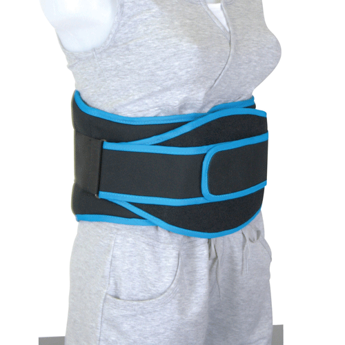 VerteWrap Low-Profile Supportive Back Brace - Back Braces - Mountainside Medical Equipment