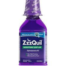 Buy Vicks ZZZquil Sleep Aid Liquid Warming Berry Flavor 6 oz with Coupon Code from Rochester Drug Sale - Mountainside Medical Equipment