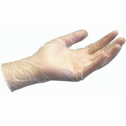 Vinyl Gloves Powder Free 100/Box - Vinyl Gloves - Mountainside Medical Equipment