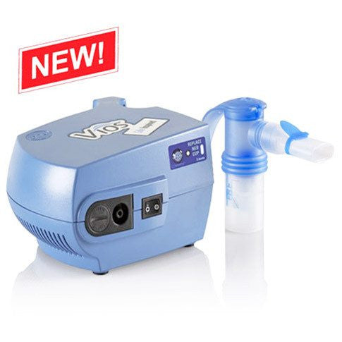 Vios Adult Nebulizer Aerosol Delivery System, 6 Minute Treatments