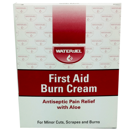 Water Jel First Aid Burn Cream Packets 144/ Box - First Aid Supplies - Mountainside Medical Equipment
