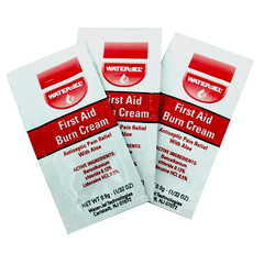 Water Jel First Aid Burn Cream Packets 144/ Box for First Aid Supplies by Water-Jel Technologies | Medical Supplies