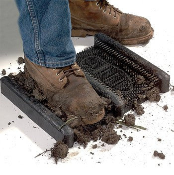 Portable Boot & Shoe Dirt Remover