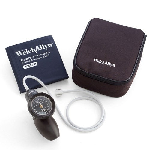 Buy Welch Allyn Platinum Series DS58 Hand Aneroid Sphygmomanometer online used to treat Manual Blood Pressure Monitors - Medical Conditions