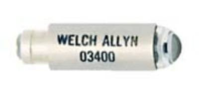 Buy Welch Allyn Lamp 2.5V Halogen Replacement #03400-U by Welch Allyn | Home Medical Supplies Online