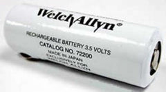 Buy Battery, 3.5V, Nickel-cadmium, Rechargeable #72200 by Welch Allyn from a SDVOSB | Batteries