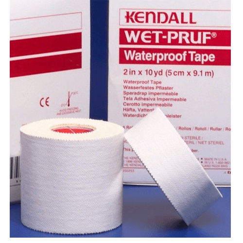 Wet Pruf Waterproof Adhesive Medical Tape - Gauze, Tapes & Bandages - Mountainside Medical Equipment