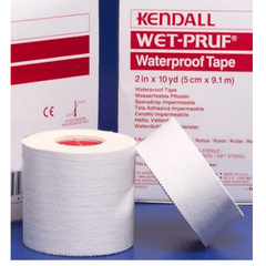 Buy Wet Pruf Waterproof Adhesive Medical Tape by Covidien /Kendall from a SDVOSB | Gauze, Tapes & Bandages