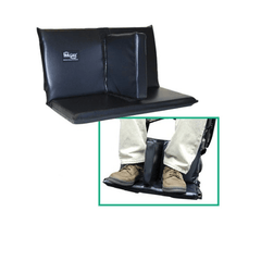 Buy Wheelchair Footrest Extender with Leg Separation by Skil-Care Corporation wholesale bulk | Wheelchair Accessories