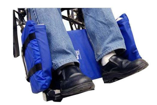 Wheelchair Legrest with Padded Sides - Wheelchair Accessories - Mountainside Medical Equipment