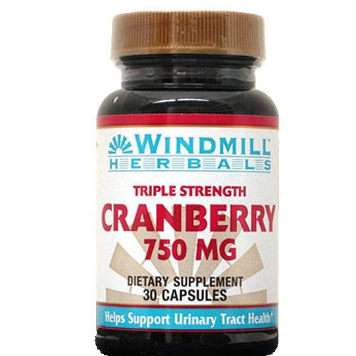 Windmill Triple Strength Cranberry 30 Capsules