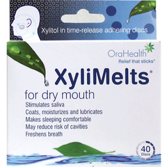Buy XyliMelts For Dry Mouth Treatment by Hager Worldwide from a SDVOSB | Dry Mouth Treatment