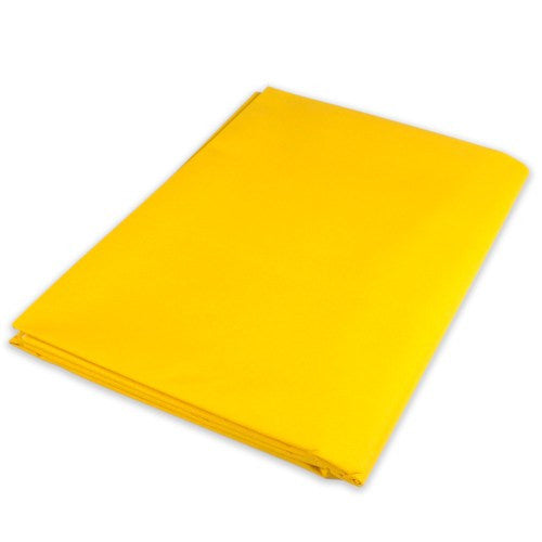 Yellow Emergency Response Blankets Bulk Case - Emergency Blanket - Mountainside Medical Equipment